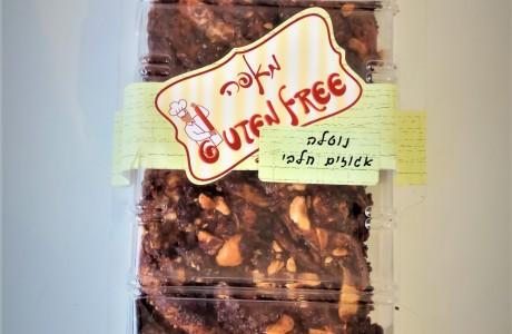 עוגת שמרים נוטלה ללא גלוטן | גלוטן פרי