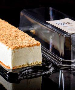 עוגת פס גבינה פירורים ללא גלוטן | ביגה