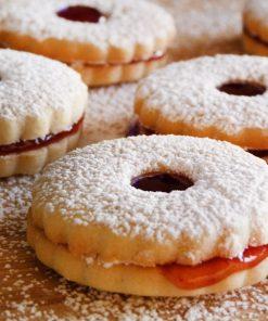 עוגיות סנדוויץ' ריבה ללא גלוטן | גלוטן פרי