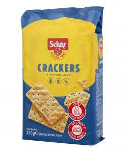 Crackers – קרקר אפוי ללא גלוטן | Schar