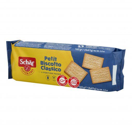 Petit – ביסקוויט קלאסי בטעם חמאה ללא גלוטן | Schar