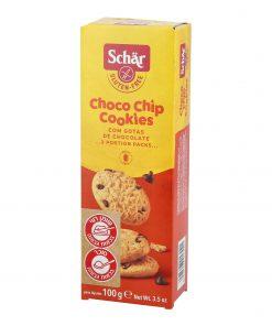 Choco Chip – עוגיות שוקולד צ'יפס ללא גלוטן | Schar