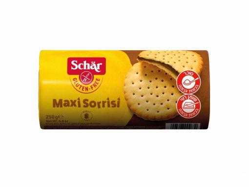Maxi Sorrisi – מקסי סוריסי ללא גלוטן | Schar