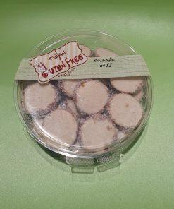 עוגיות אלפחורס ללא סוכר ללא גלוטן | גלוטן פרי