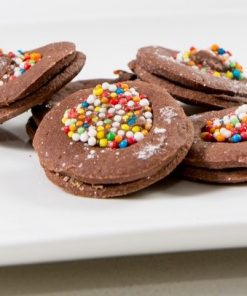 עוגיות שוקולד סוכריות ללא גלוטן | גלוטן פרי