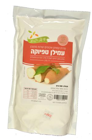 עמילן טפיוקה ללא גלוטן – קמח טפיוקה | שי של הטבע