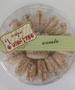 עוגיות אלפחורס ללא גלוטן | גלוטן פרי