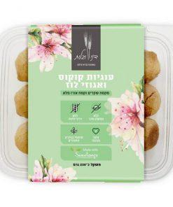 עוגיות קוקוס ולוז ללא גלוטן | דני וגלית