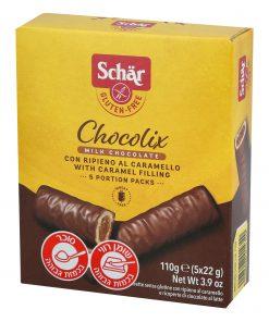 Chocolix – שוקוליקס ללא גלוטן | Schar