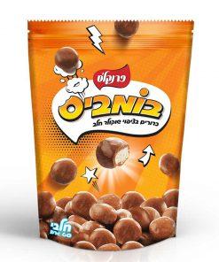 בומביס קליק שוקולד חלב ללא גלוטן | פרנקל'ס