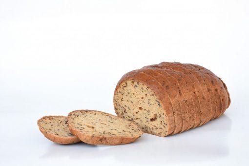 לחם פשתן ללא גלוטן   עידן ללא גלוטן