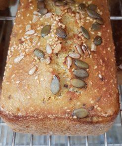 לחם מחמצת גרעינים ללא גלוטן | פומרנץ