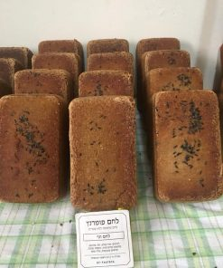 לחם מחמצת טף עם סילאן ללא גלוטן | פומרנץ