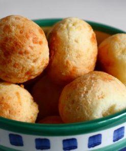 לחמניות גבינה ללא גלוטן להכנה בבית (פאו דה קאז'ו) | צ'יפה