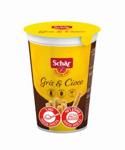 Gris & Ciocc – שוקו גריס ללא גלוטן | Schar