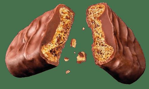 חטיף פריך בציפוי שוקולד חלב ללא גלוטן [עד חצות]   Prewetts