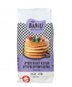 תערובת להכנת פנקייק ללא גלוטן | barili