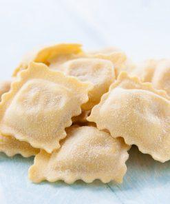 רביולי ללא גלוטן במילוי גבינה | גלוטן פרי