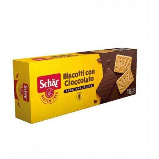 Biscotti con Cioccolato – ביסקוטי שוקולד ללא גלוטן | Schar