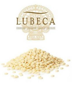 שוקולד לבן ללא גלוטן מטבעות 29%   Lubeca