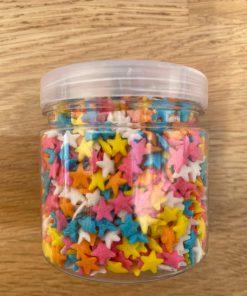 סוכריות לקישוט כוכבים צבעוני ללא גלוטן   דני מזון