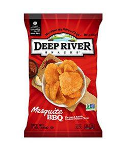 חטיף צ'יפס בטעם ברביקיו ללא גלוטן | deep river
