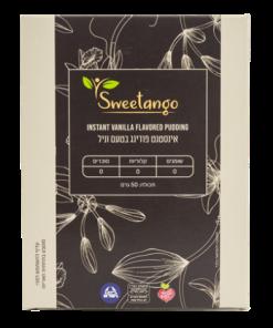 אינסטסט פודינג וניל ללא סוכר | sweetango