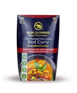 מחית קארי אדומה ללא גלוטן | blue elephant