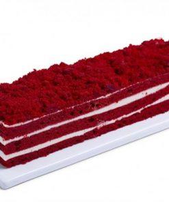 עוגת פס רד ולווט | גלוטן פרי