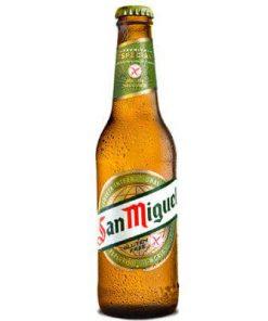 בירה סאן מיגל ללא גלוטן