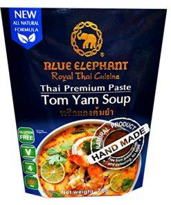 מחית להכנת מרק טום יאם ללא גלוטן | blue elephant