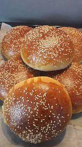 לחמניות המבורגר (קפוא) ללא גלוטן | פינובייקרי