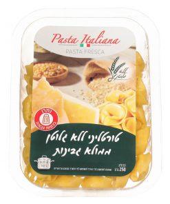 טורטליני ממולא גבינות ללא גלוטן | וילי פוד