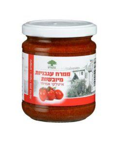 ממרח עגבניות מיובשות ללא גלוטן | טעמים