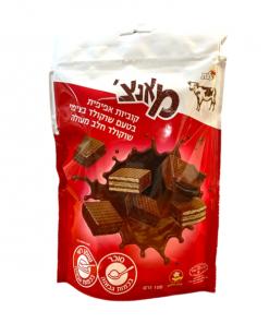 מאנצ' בציפוי שוקולד חלב ללא גלוטן | עלית