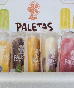 מארז קרטיבים בעבודת יד במגוון טעמים ללא גלוטן | PALETAS