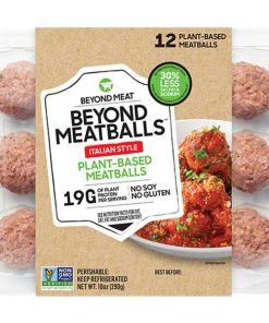 קציצות טבעוניות ללא גלוטן | Beyond meat
