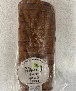 לחם טף צימוקים ללא גלוטן | טף לי