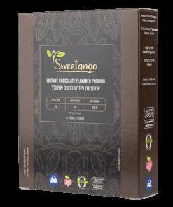 אינסטסט פודינג שוקולד ללא סוכר | sweetango