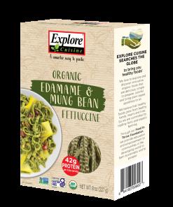פטוצ'יני אורגני מפולי סויה ירוקה ללא גלוטן   Explore Cuisine