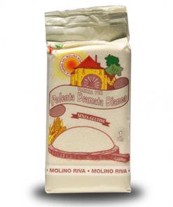 קמח תירס פולנטה לבנה ללא גלוטן   מזרח ומערב